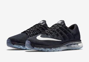 Nike Air Max Noir Et Blanc 1 Articles Ebay $