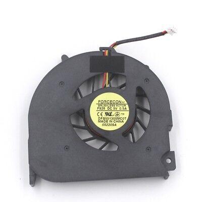 New HP 2540 2540P Replacement  I3  I5 CPU Cooling Fan Cooler Laptop Repair