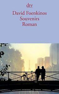 Souvenirs-Roman-von-Foenkinos-David-Buch-Zustand-gut