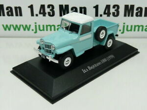 ARG25G-1-43-SALVAT-Autos-Inolvidables-IKA-Baqueano-1000-1959-Willys-Jeep-Truck