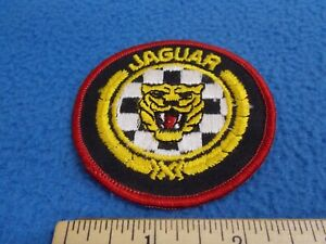 Jaguar British Racing Sports Car Patch Automobile