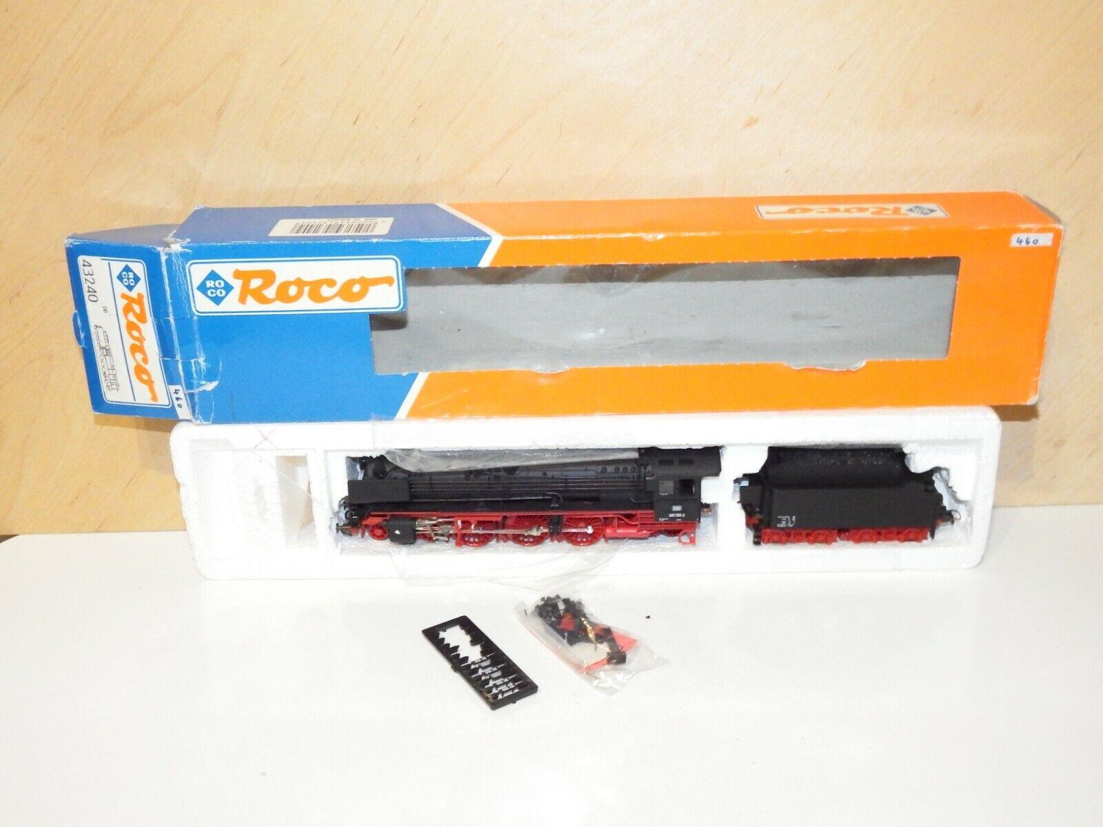 H0 Roco 43240 Dampflok DB BR 001 150-2 TOP OVP 3260