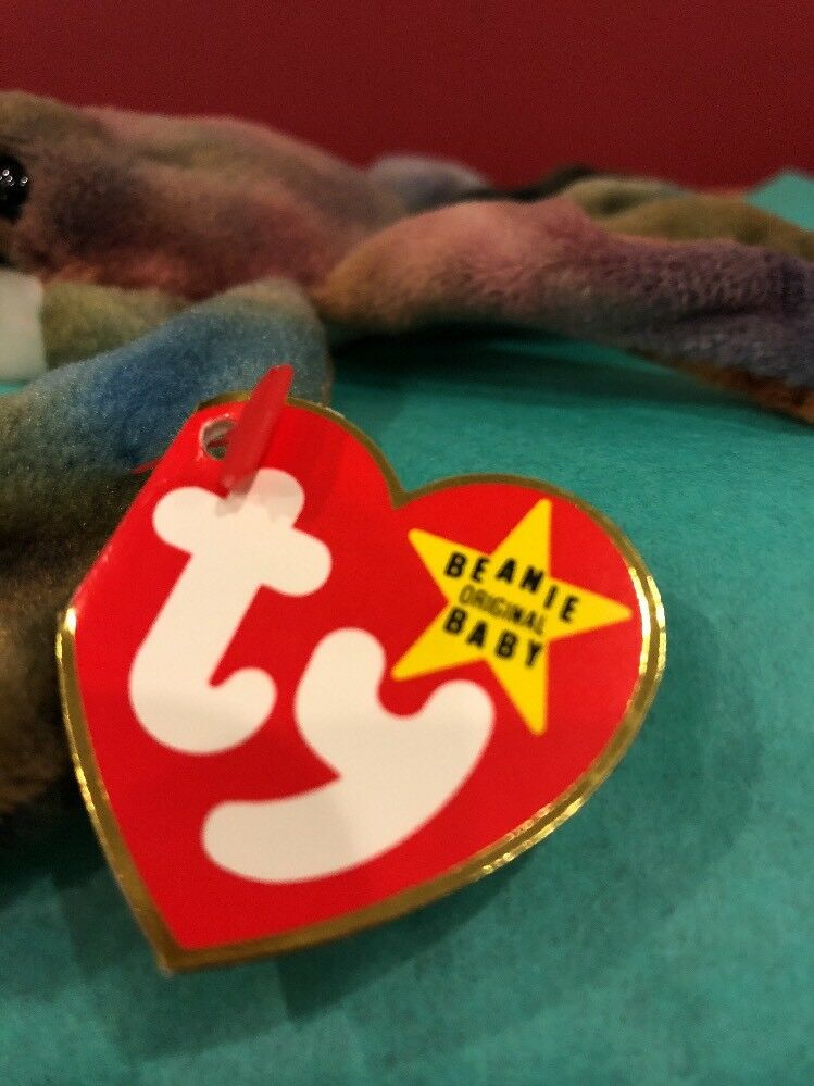 TY Beanie Babies - Claude the Crab - Rare Version Version Version w  Errors mint condition a29ab7