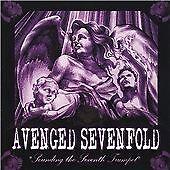 Avenged Sevenfold - Sounding the Seventh Trumpet (2004) CD