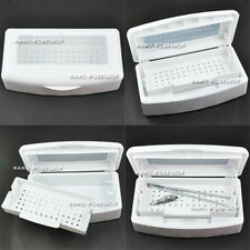 BF Professional Sterilizer Tray Box Sterilizing Clean Nail Art Salon Tool 117