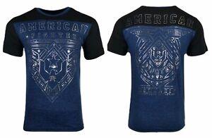 AMERICAN-FIGHTER-Mens-T-Shirt-DIXON-TEE-Premium-Athletic-Gym-MMA-18-40