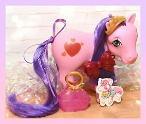 ❤️My Little Pony MLP G1 Vtg DUTCH HEART Nirvana Euro Netherlands Sweetheart❤️