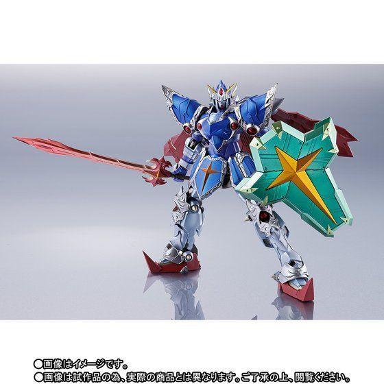 METAL ROBOT SPIRITS〈SIDE MS〉Full Armor Knight Gundam  Japan ver.