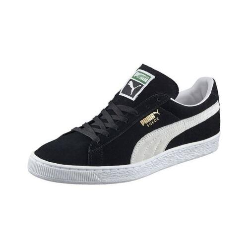 Suede Kids Skate 352634 Classic Originals Puma Shoes 03 Negro BwdpEqqc