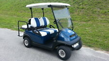 2014/2017 Club Car 4 Pass Street Legal Lites Hi Spd BLUE Precedent Golf Cart FL