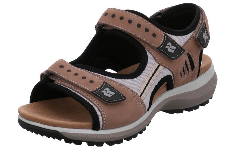 Sandali di Romika in misura  speciale xxil beige scarpe da donna  alto sconto