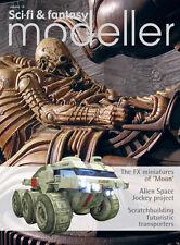 Sci-Fi & Fantasy Modeller vol 14 ALIENS UFO Gerry Anderson WOTW Star Wars Batman