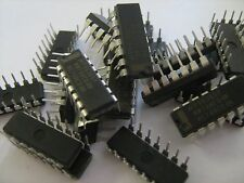 NATIONAL SEMICONDUCTOR MM74HC04N MC74HC04N Integrated Circuit 14-Pin - Lot of 20