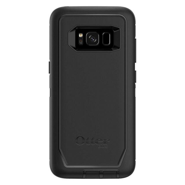 OtterBox DEFENDER SERIES Case for Samsung Galaxy S8, Black