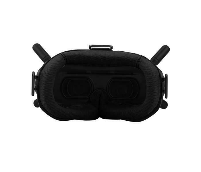 Sponge Foam Padding for DJI FPV Goggle V2 #FP-FP01 BLACK COLOUR
