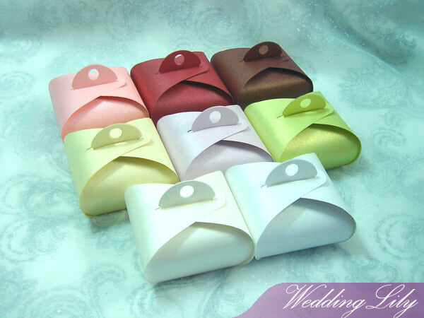 Bomboniere Favour Chocolate Boxes for Wedding, Engagement, Parties & Occasions