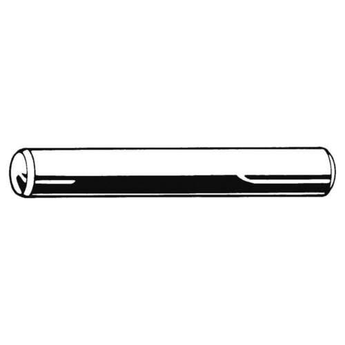 Pin,Steel 60HRC,3mm dia.,PK25 M39078.030.0006