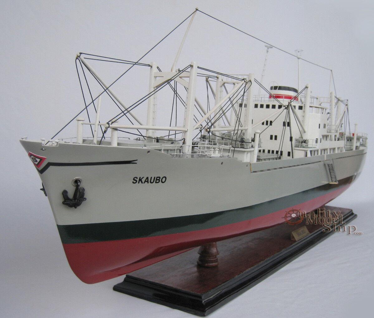 M.S. Skaubo tillverkningrad modellllerl för lastfkonstyg 1 14
