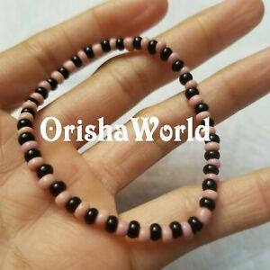 Stretch-Elastic-Pulsera-Nana-Buruku-Santeria-bracelet-Ilde-Ide-Idde-elastico