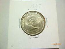 Singapore 20 Cents coin (1967) - UNC/BU