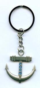 Anker-Schlusselanhanger-Keychain-Anchor-Love-Segeln-Wassersport