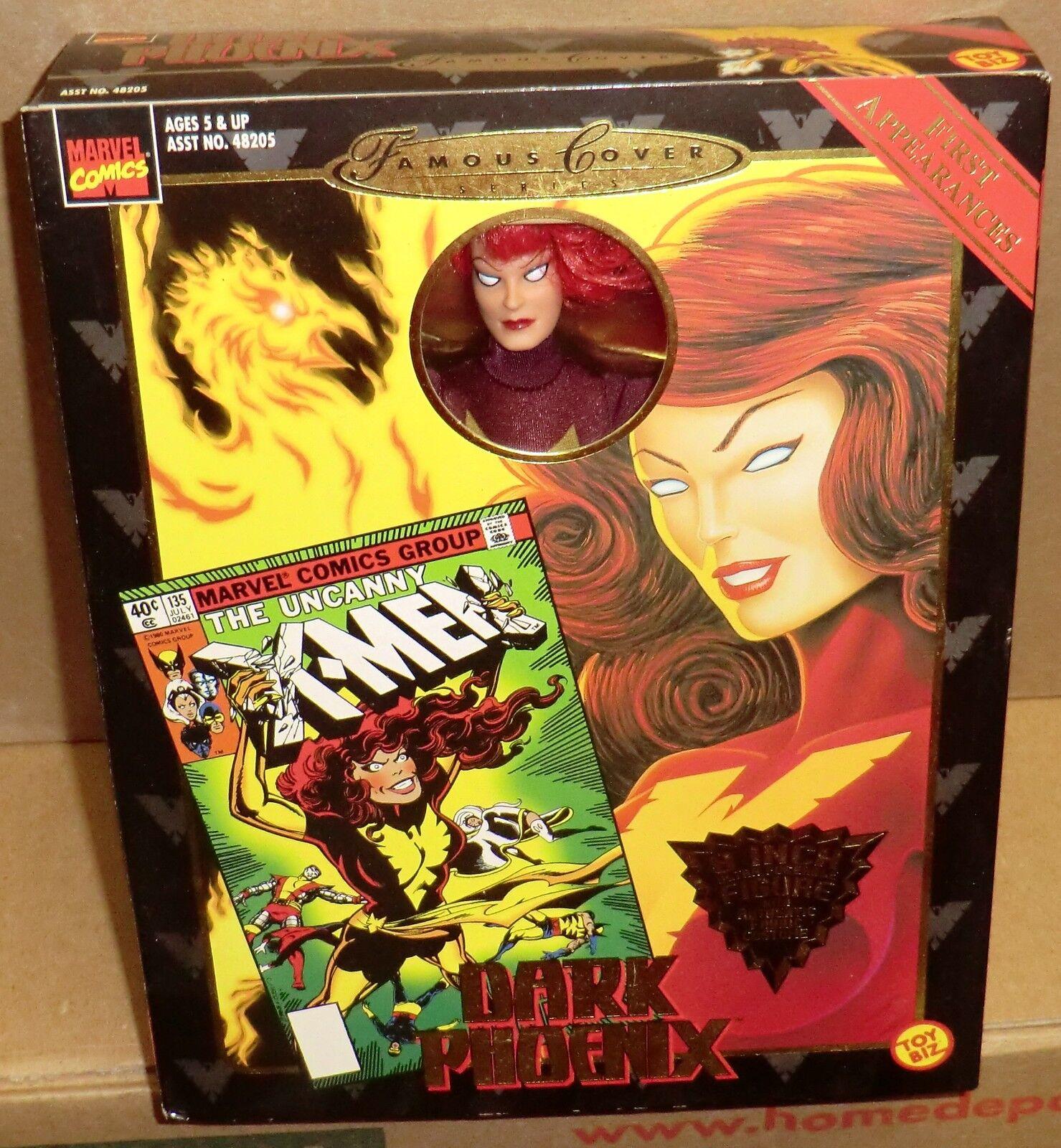 Marvel berhmten umfasst - dunkle phoenix mib