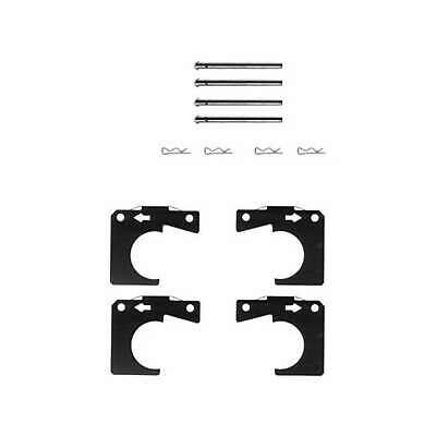 Fits Triumph Dolomite 1300 Genuine Delphi Front Brake Pad Accessory Kit