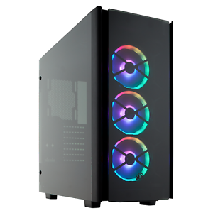 Corsair-Obsidian-500D-RGB-SE-Mid-Tower-Gaming-Case-Black-USB-3-0