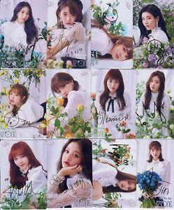 IZ*ONE Honda Hitomi Kang Hye Won Kwon Eun Bi Kim Min Ju Kim Chae Won 12 card
