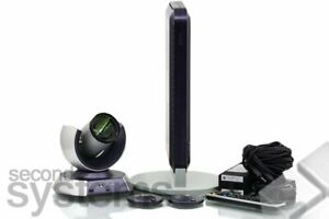 LifeSize-Team-220-Video-Conference-System-2x-Mic-Camera-Remote-Control
