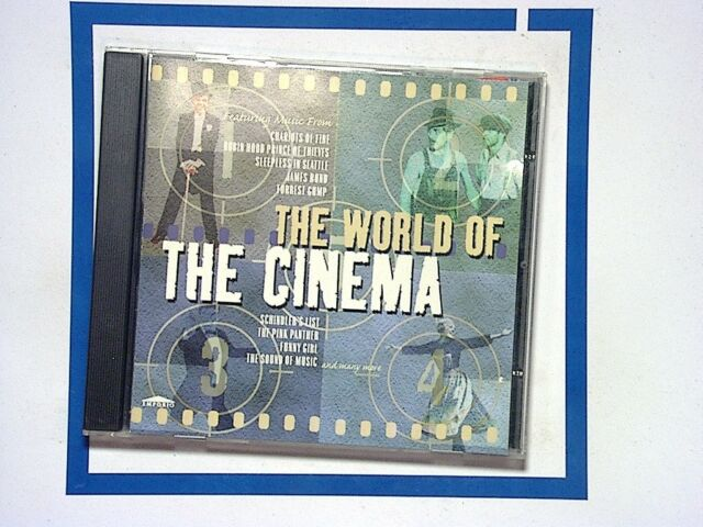 Various Artists - World of the Cinema (1998) CD Mint