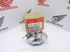 Honda CB 100 125 175 tanque original nuevo cap fuel Filler 17620-028-054