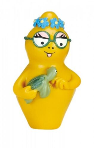 Barbapapa figurine Barbotine et sa tortue 5 cm Barbotine /& Turtle figure 656250