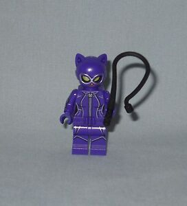 Genuine lego dc batman movie CATWOMAN minifigure minifig 70923