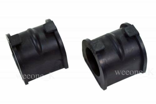 SWAY BAR RUBBER BUSHINGS FOR ISUZU DMAX D-MAX PICKUP 2002-2011 **4WD**