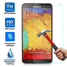 Tempered Glass Screen Protector Film for Samsung Galaxy Note 3 N9000