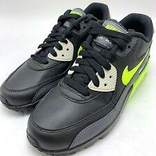 Nike Air Max 90 LTR (GS) (Black Green)   833412 023