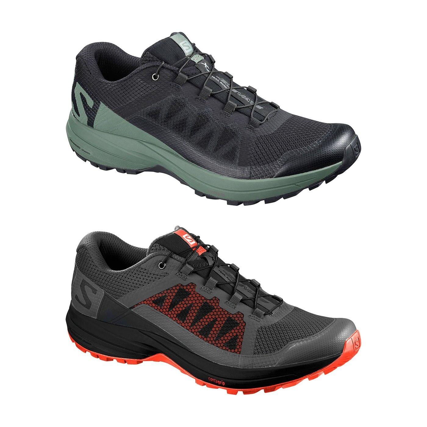 Nouveau Salomon XA Elevate hommes chaussures De Course chaussures De Course Toutes les Couleurs toutes les Tailles de pointe.