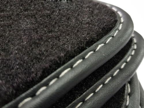 Neu Fußmatten für Mercedes SL R129 CABRIO beste Qualität Velours Automatten