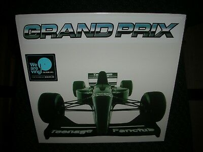 Teenage Fanclub Grand Prix Brand New 180 Gram Record