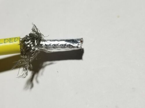 NEW Belden 1694A Video Brilliance HD-SDI RG6 18awg Coaxial Cable 6GHz Yellow