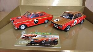 Scalextric C2981a Coffret Collector Alan Mann Racing Edition Limitée No 3000 De