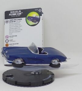 Car Shield Prices >> Details About Heroclix Avengers Infinity G002 Shield Flying Car
