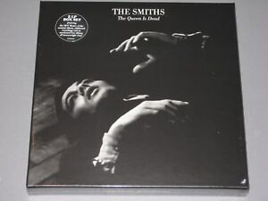 The Smiths The Queen Is Dead 5lp Box Set New Sealed Vinyl