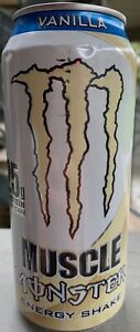 NEW-MUSCLE-MONSTER-VANILLA-ENERGY-SHAKE-DRINK-15-FL-OZ-FULL-CAN-FREE-SHIPPING