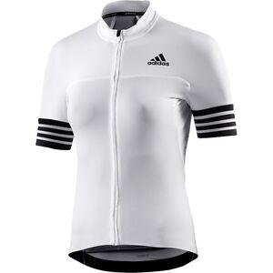 Details about New Women's Adidas Adistar Cycling Biking Jersey Bike Top Shorts Sleeve T-Shirt