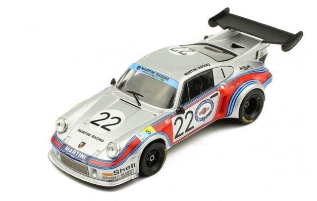 PROMOTION PORSCHE 911 CARRERA RSR 2.1 LE MANS 1974 4EME  IXO  LMC 158 1//43
