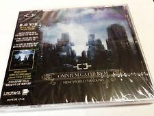 Omnium Gatherum New World Shadows (DELUXE EDITION) CD KOREA NEW  3BONUS