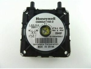 POTTERTON-Pressure-Switch-Honeywell-C6065A1192-2-642220-NEW