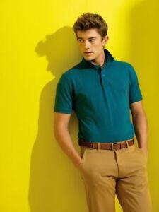 Asquith-amp-Fox-Mens-100-Cotton-Polo-Shirt-I-Leisurewear-I-Sportswear-I-AQ010